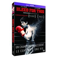 Bleed for This DVD