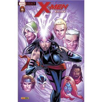 Marvel LegacyX-Men Extra