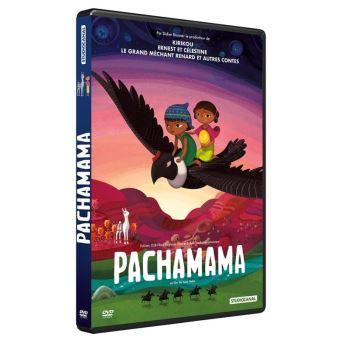 Pachamama DVD