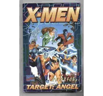 Backpack x-men,1:target angel
