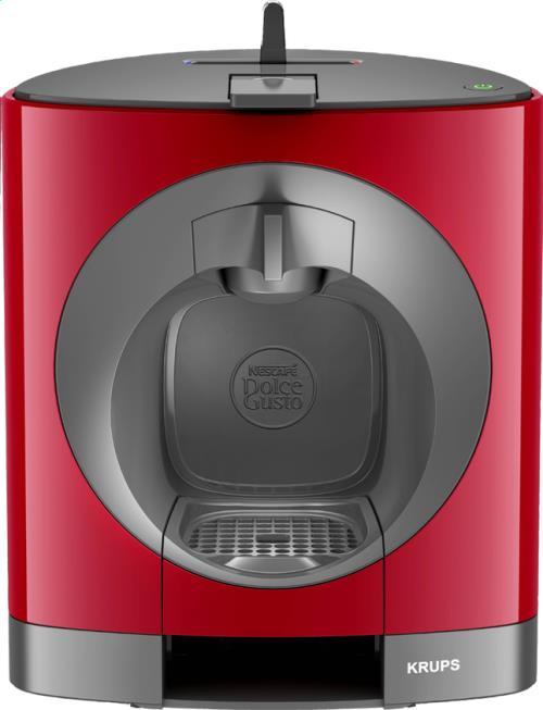 Machine à café à capsules Krups Nescafe Dolce Gusto KP1105 1500 W Rouge