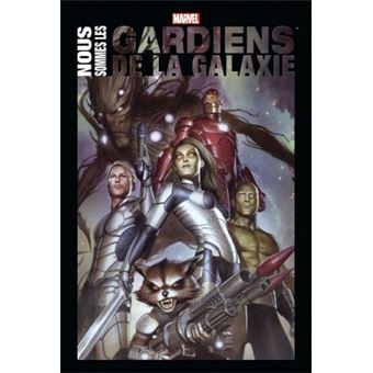 Les Gardiens de la GalaxieNous sommes les Gardiens de la Galaxie