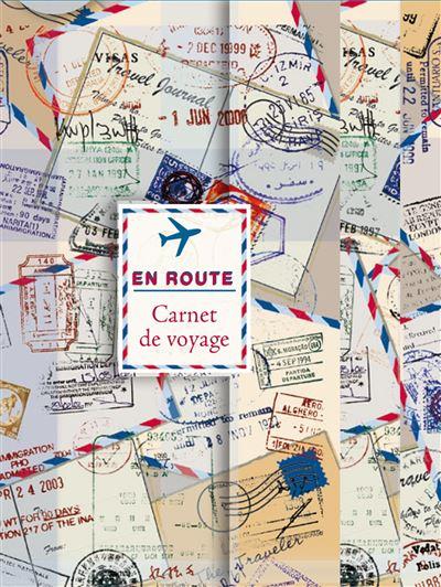 En route - carnet de voyage Carnet de voyage - broché - Collectif - Achat  Livre | fnac
