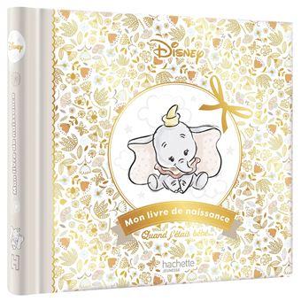 Disney Mon Livre De Naissance