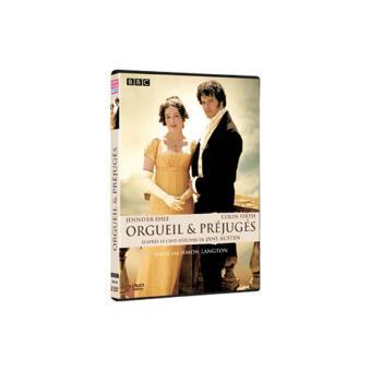 Orgueil et préjugésOrgueil et préjugés DVD