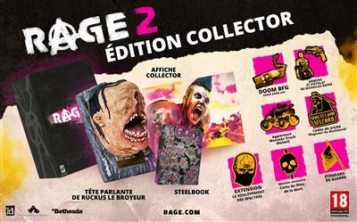 Rage 2 Edition Collector Xbox One