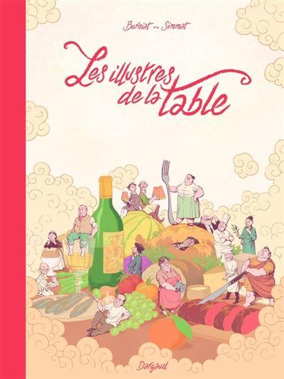 Illustres de la Table (Les) - Illustres de la Table (Les)