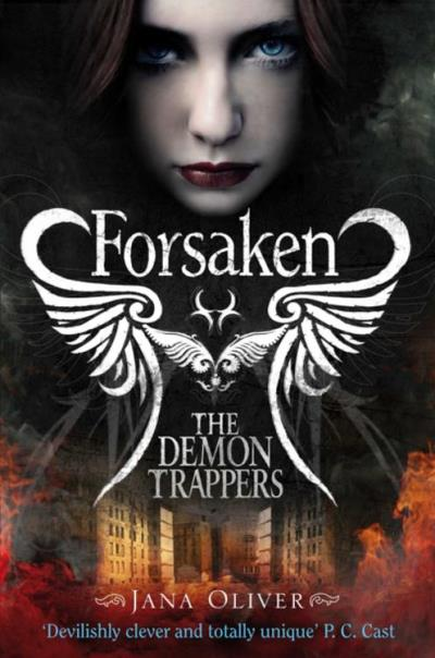 The demon trappers 1. forsaken