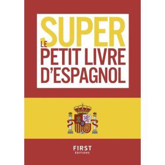 Pour Les Nuls Le Super Petit Livre D Espagnol