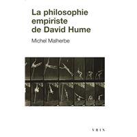 Philosophie empiriste de david hume