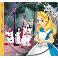 ALICE AU PAYS DES MERVEILLES - Mon Histoire à Écouter - L'histoire du film - Livre CD - Disney