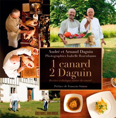 1 canard, 2 Daguin