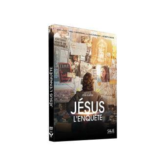 Jésus, l'enquête DVD