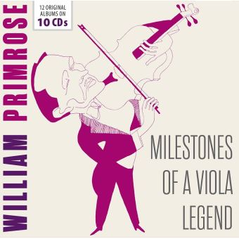 MILESTONES OF A VIOLA LEGEND