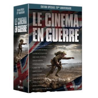 Le cinéma en guerre - 20 DVD + Livret