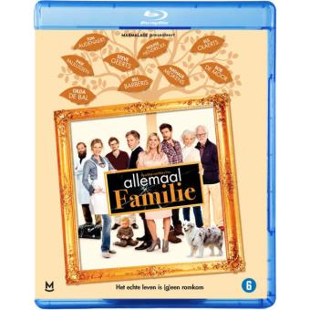 Allemaal Familie - Bluray