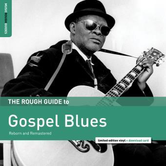 GOSPEL BLUES. THE ROUGH GUIDE/LP