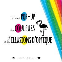 Mes illusions d'optique en pop up
