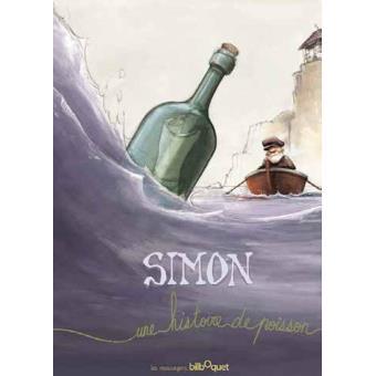 """Résultat de recherche d'images pour """"Simon: une histoire de poisson"""""""