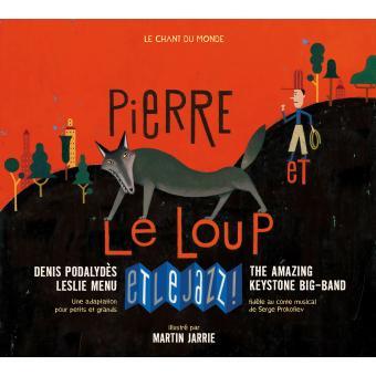 Pierre Et Le Loup...Et Le Jazz!