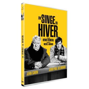 Un Singe en hiver  DVD