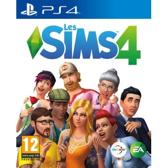 The sims 4 NL PS4