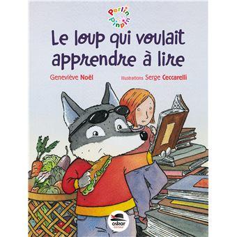 Le loup qui voulait apprendre a lire