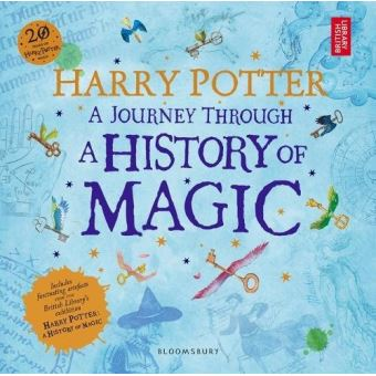 Harry PotterHarry Potter - A Journey Through A History of Magic