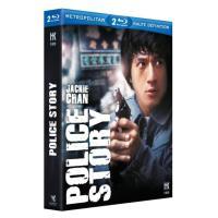 Coffret Police Story Blu-ray