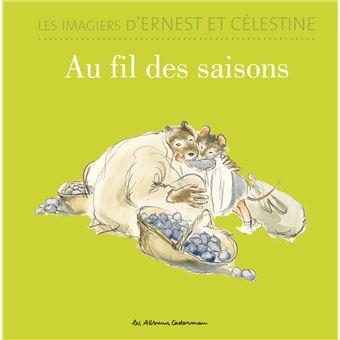 Ernest et CélestineImagier Au fil des saisons