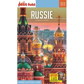 Petit Futé Country Guide Russie