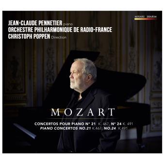 Mozart : Piano concertos numéros 21 et 24
