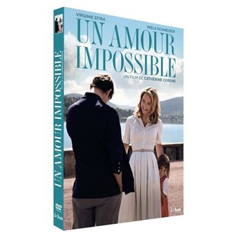 Un amour impossible DVD