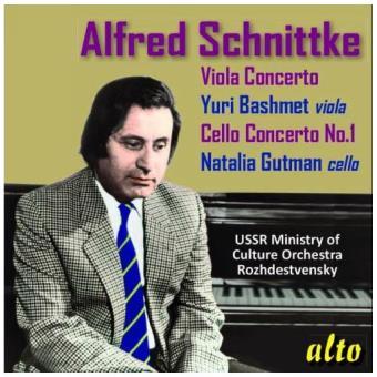 Concertos pour alto et pour violoncelle