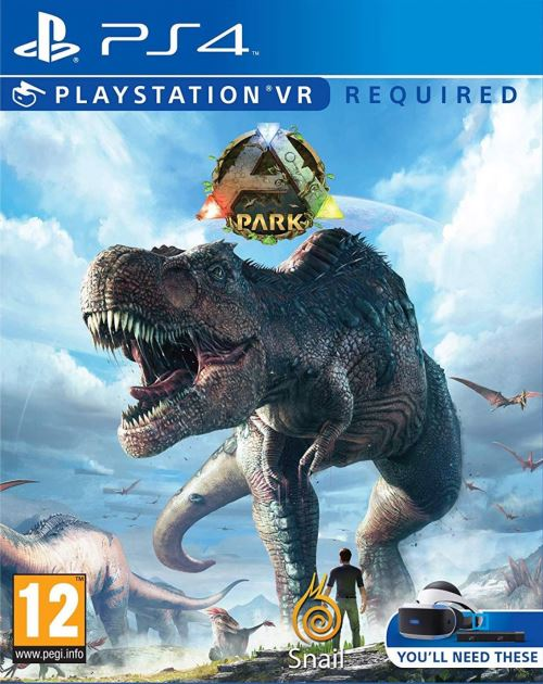 Ark Park PS4 VR