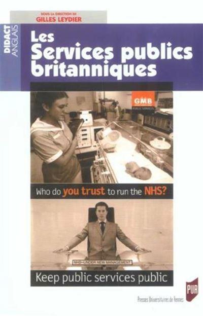 Services publics britanniques