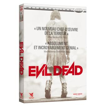 Evil DeadEvil Dead DVD