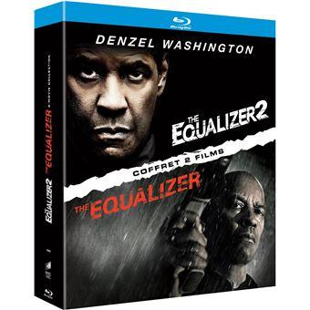 EqualizerCoffret Equalizer 1 et 2 Blu-ray