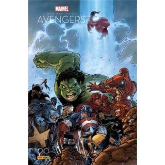 AvengersAvengers : La séparation Ed 20 ans