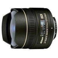 Nikon AF DX ED 10.5 mm f/2.8 G-Series Nikkor Reflex Lens