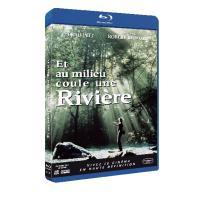 Et au milieu coule une rivière Blu-ray