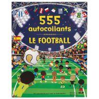 Le Football - 555 Autocollants