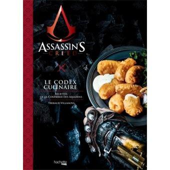 Assassin's creedAssassin's Creed, Le Codex Culinaire