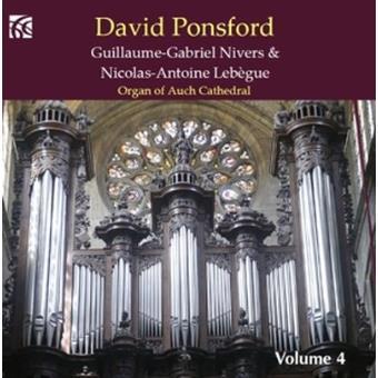 Musique française pour orgue, volume 4