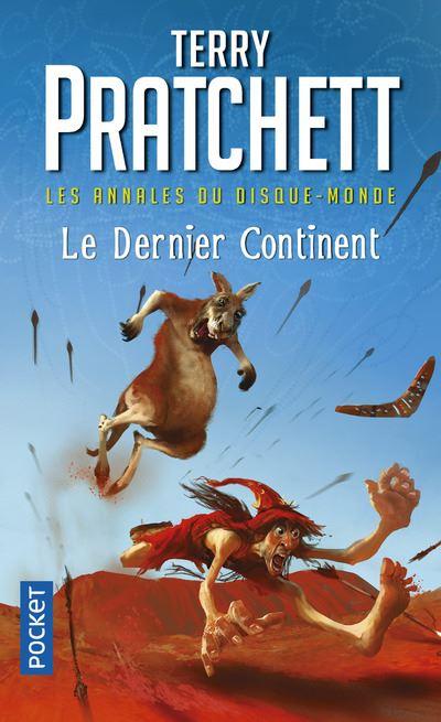Les Annales du Disque-monde - Tome 22 : Le dernier continent