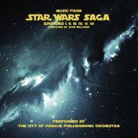 Music From Star Wars Saga Episodes 1, 2, 3, 4, 5, 6