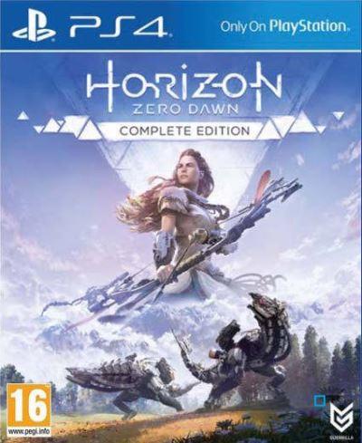 Horizon Zero Dawn Edition Complète PS4