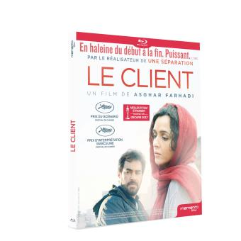 Le Client Blu-ray