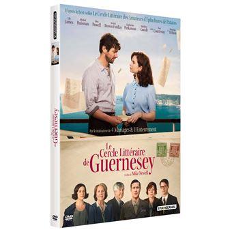 Le Cercle littéraire de Guernesey DVD