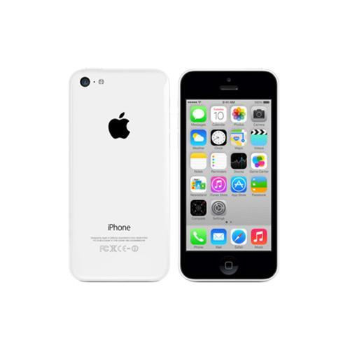 Apple iPhone 5c 8 Go 4 Blanc Reconditionné Grade A sans boîte ni accessoires